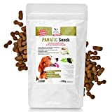 DOGS-HEART PARATIC Snack 250g | Natürlicher Schutz - Snack für Hunde mit Schwarzkümmelöl und...