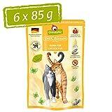 GranataPet Delicatessen Huhn PUR, Nassfutter für Katzen, Futter ohne Getreide & ohne...