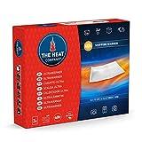 THE HEAT COMPANY Ultrawärmer Wärmepad - 3 Stück - EXTRA WARM - Transportwärmer ohne Klebefläche...