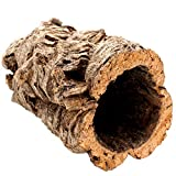 Tolle Korkröhre aus reiner Korkrinde, 20cm lang, 15cm hoch, ideal auch als Kork Terrarium Deko
