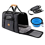 morpilot Faltbare Hundetragetasche Katzentragetasche, Haustiertragetasche, Transporttasche...