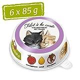 GranataPet Filet à la Carte Ente & Huhn, Nassfutter für Katzen, Filet-Stückchen ohne Getreide,...