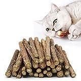 Onebarleycorn – katzenminze stick,katzen spielzeug zahnpflege katzen sticks katzen matatabi für...