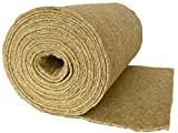 Nager-Teppich aus 100 % Hanf, Meterware, 0,50 m x 10,00 m x 0,5 cm dick (EUR 5,79/m²), Nagermatte...