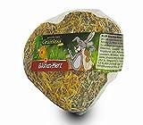 JR Farm Grainless Blüten-Herz - getreidefreier Snack für alle Nager und Zwergkaninchen - 1 x 90g