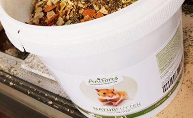 Aniforte-Naturfutter