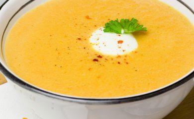 Morosche-Karottensuppe